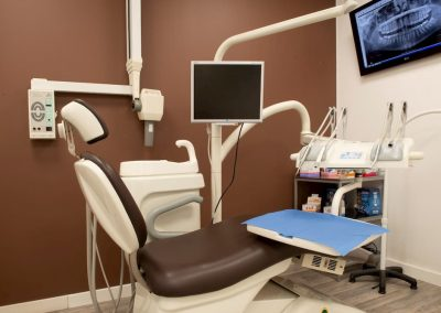 instalaciones clinica dental actur 2