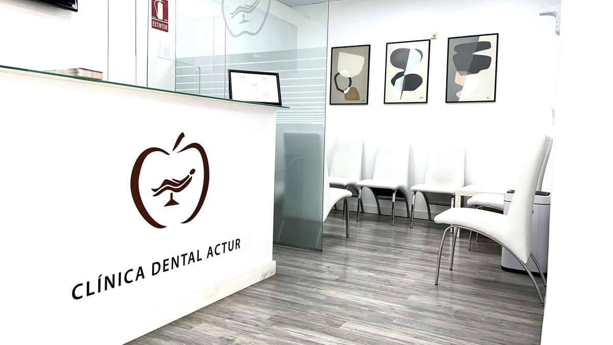 clinica actur recepcion